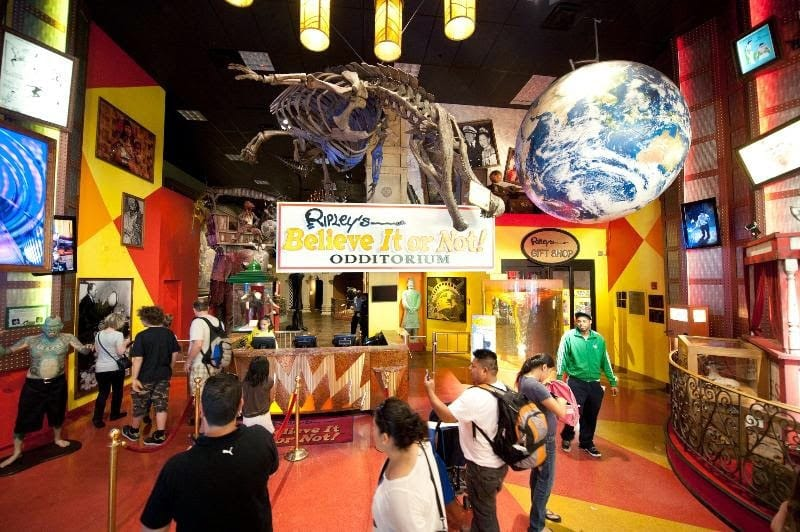 Ingressos combos para o Museu Ripley's Believe It or Not em San Francisco