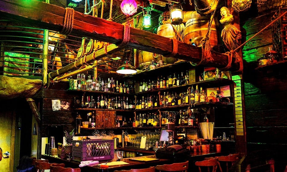 Bar Smuggler's Cove em San Francisco
