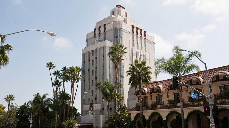 Sunset Tower Hotel em Los Angeles