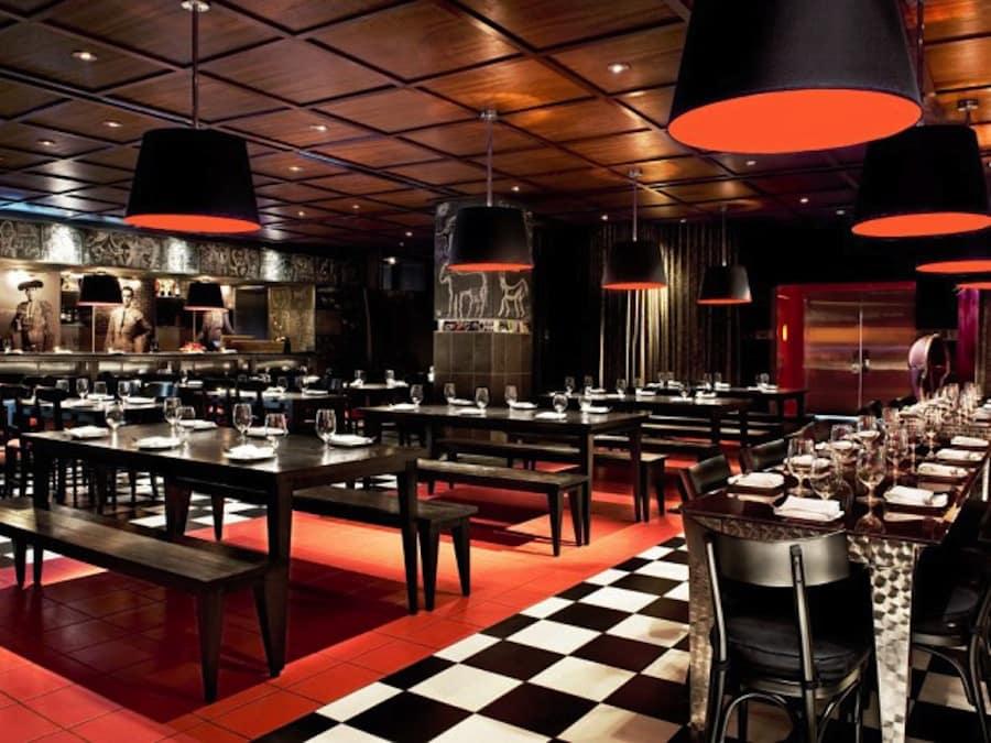 Restaurante Bazaar by José Andrés em Los Angeles