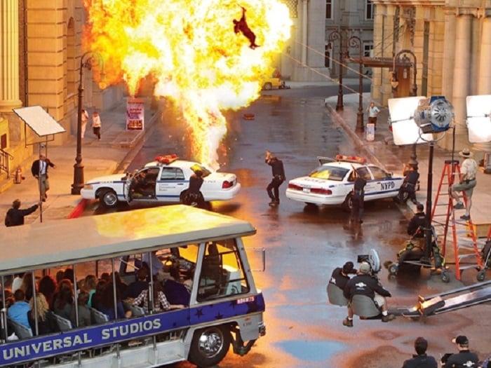 Tours completos pelos estúdios Warner Bros. em Los Angeles