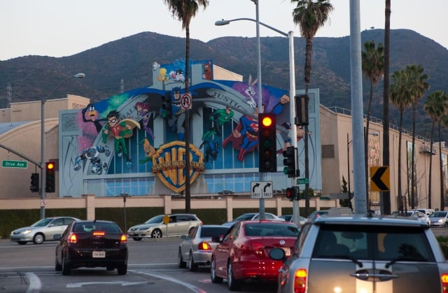Estúdios Warner Bros na Califórnia