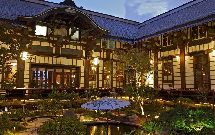Restaurant Yamashiro Hollywood