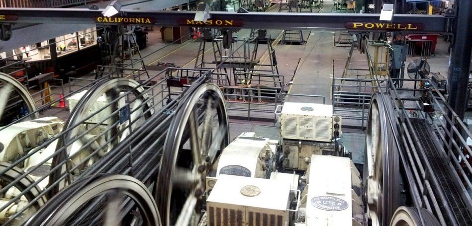Cable Car Museum em San Francisco