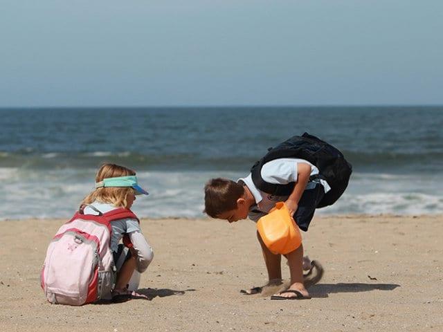 O que fazer com as crianças em San Diego
