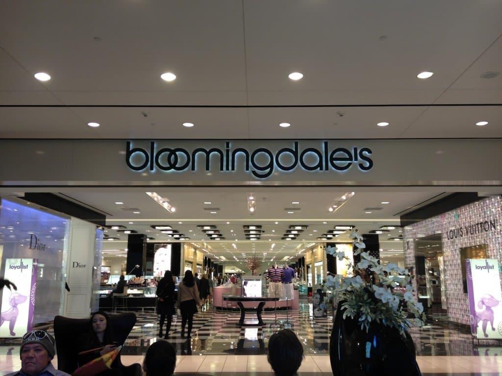 Loja de departamento Bloomingdale's em San Francisco
