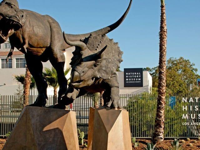 Museu de História Natural de Los Angeles