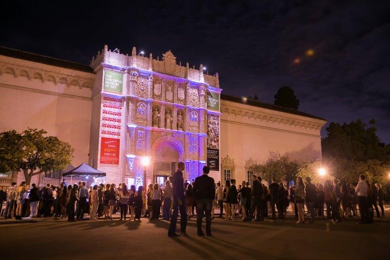 Informações sobre o San Diego Museum of Art em San Diego
