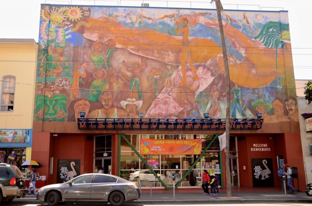 Mission Cultural Center em San Francisco