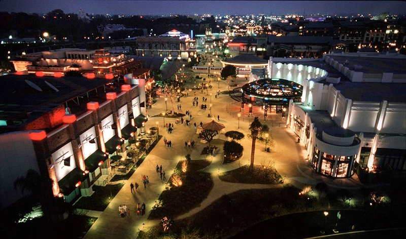 Downtown Disney District na Califórnia