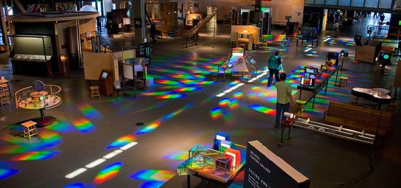 Informações sobre o Museu Exploratorium San Francisco na Califórnia