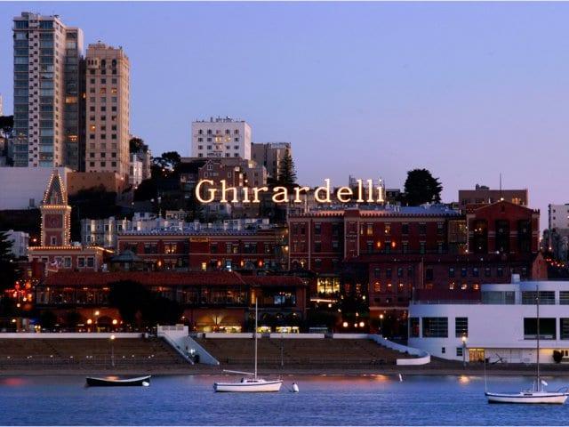 Ghirardelli Square em San Francisco