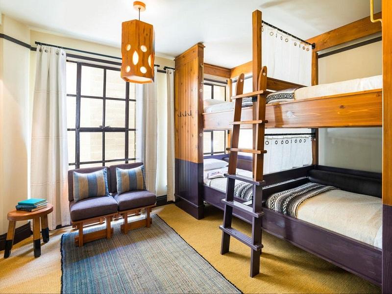 Melhores hostels em Los Angeles