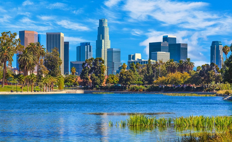 Los Angeles - Paisagem