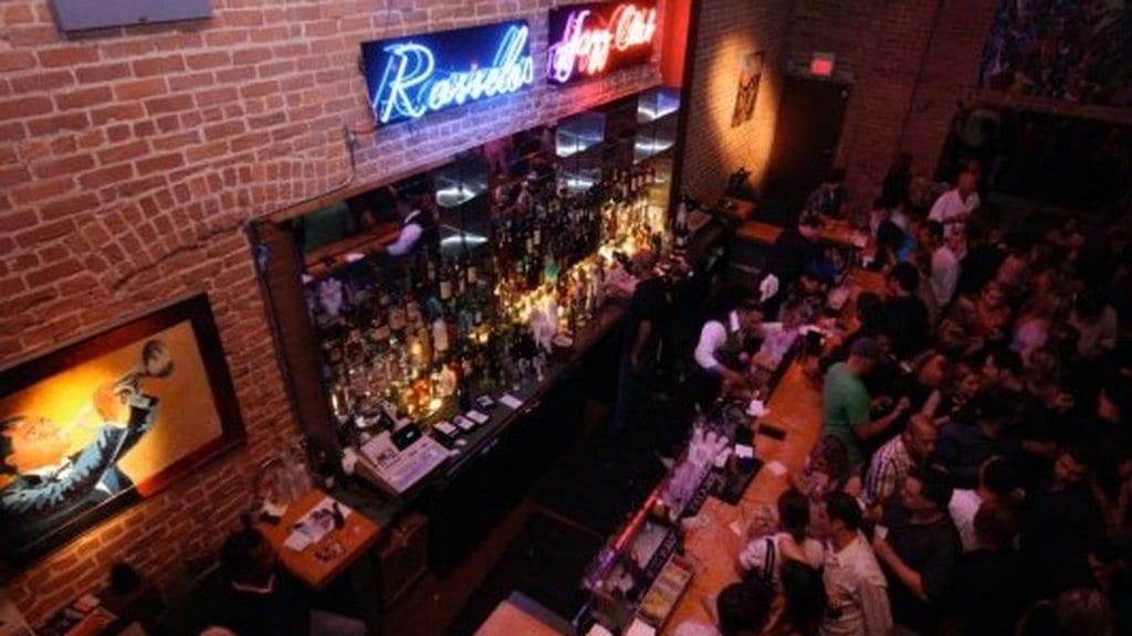 Bar Rasselas Jazz Club San Francisco