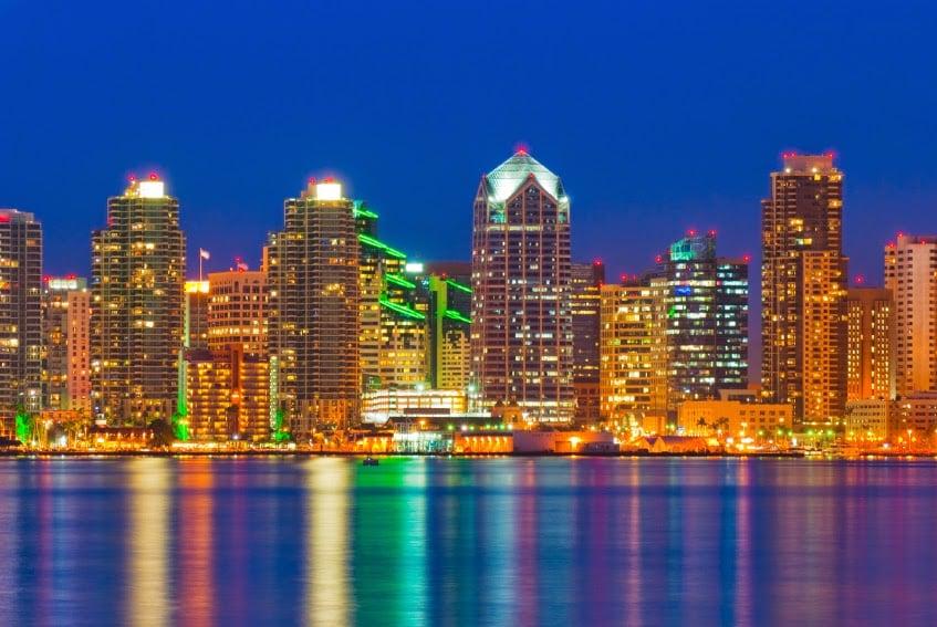 O que fazer a noite em San Diego