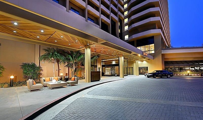 Hotel San Diego Marriot La Jolla