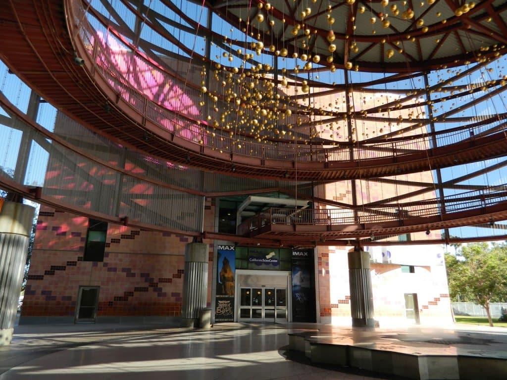 IMAX no Centro de Ciências em Los Angeles