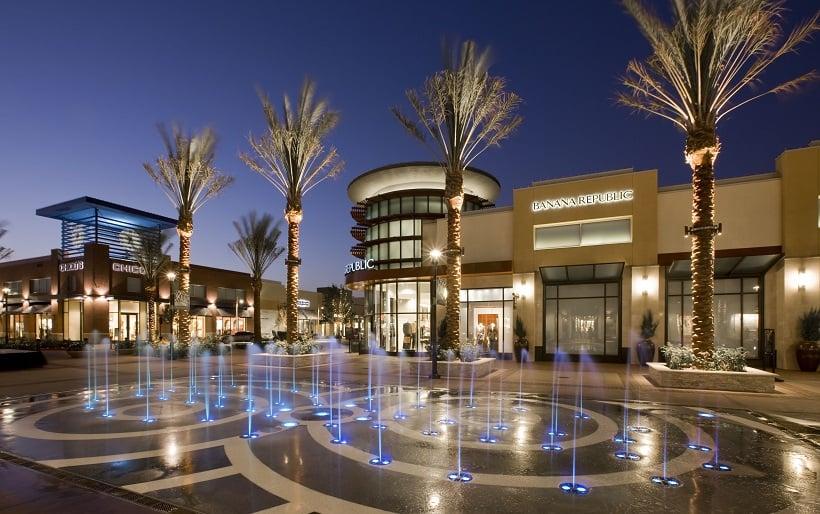 Shoppings para compras em Los Angeles