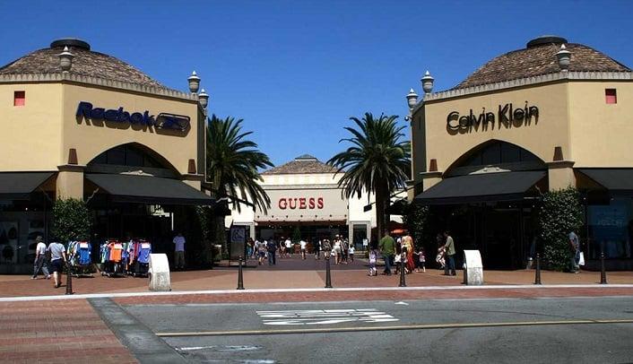 Outlets para compras em Los Angeles