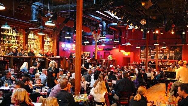 Bar The Shout San Diego na região de Gaslamp Quarter em San Diego