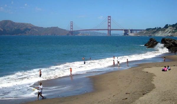 China Beach em San Francisco