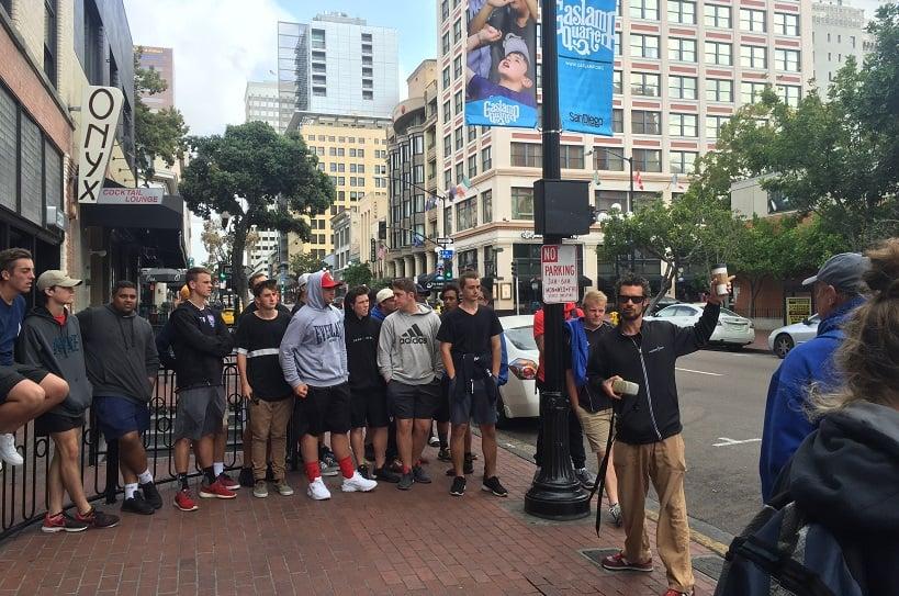 Dicas para curtir ao máximo o Gaslamp Quarter em San Diego