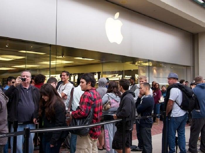 As famosas lojas da Apple em San Diego