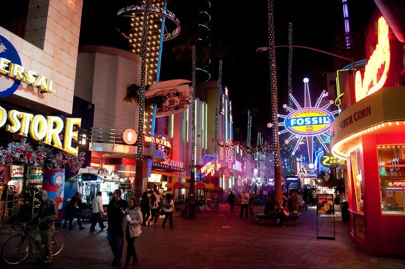 Noite em Los Angeles