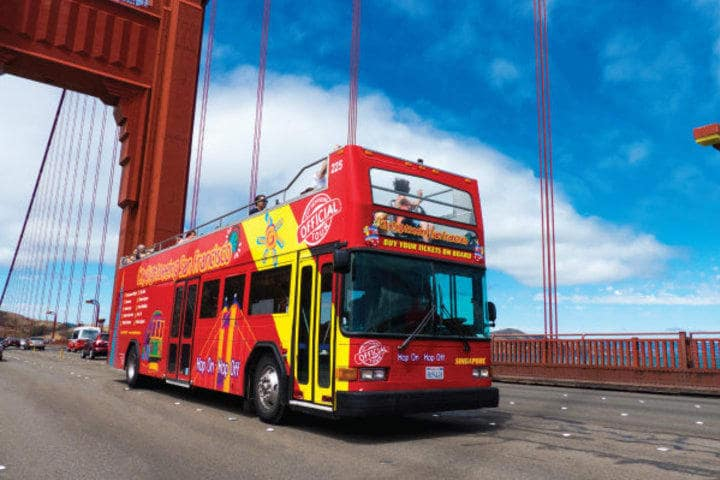 City Sightseeing em San Francisco
