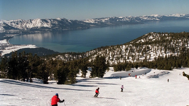 Heavenly em Lake Tahoe - Califórnia