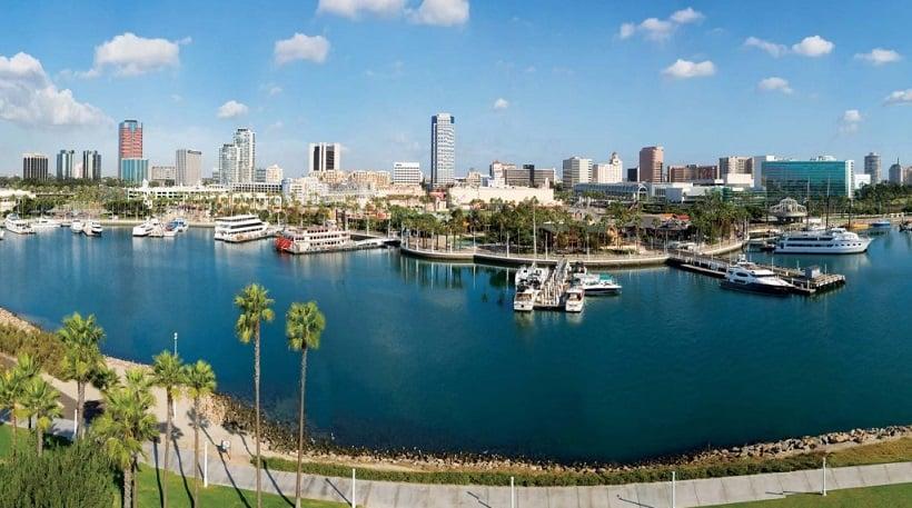 Melhores regiões para ficar em Long Beach