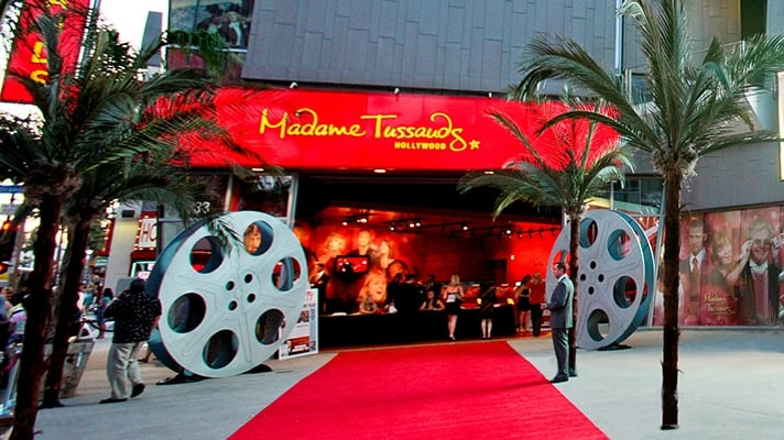 Museu Madame Tussauds em Los Angeles
