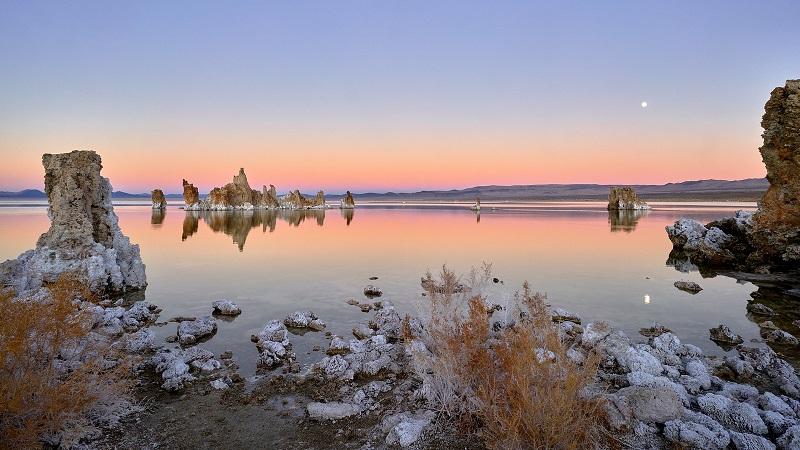 Mono Lake na Califórnia