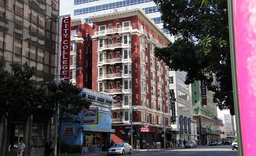 Hotel The Mosser em San Francisco