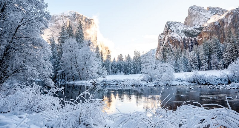 Yosemite Park na Califórnia
