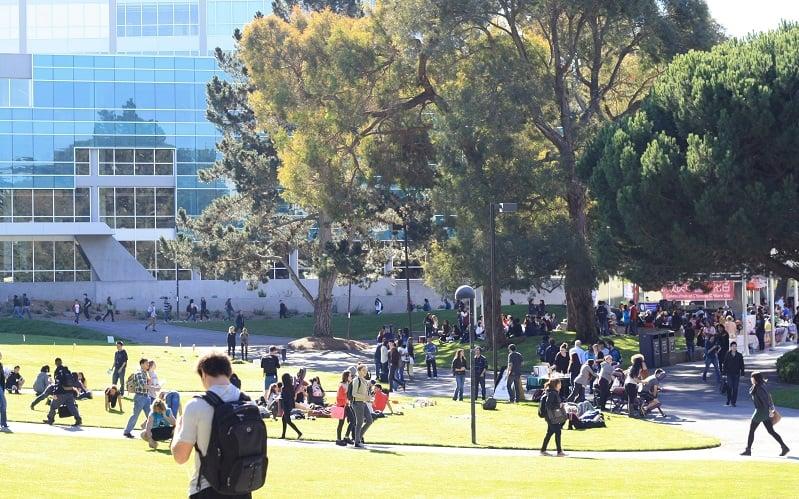 University Of San Francisco em San Francisco