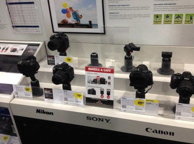 Onde comprar câmera fotográfica na Califórnia