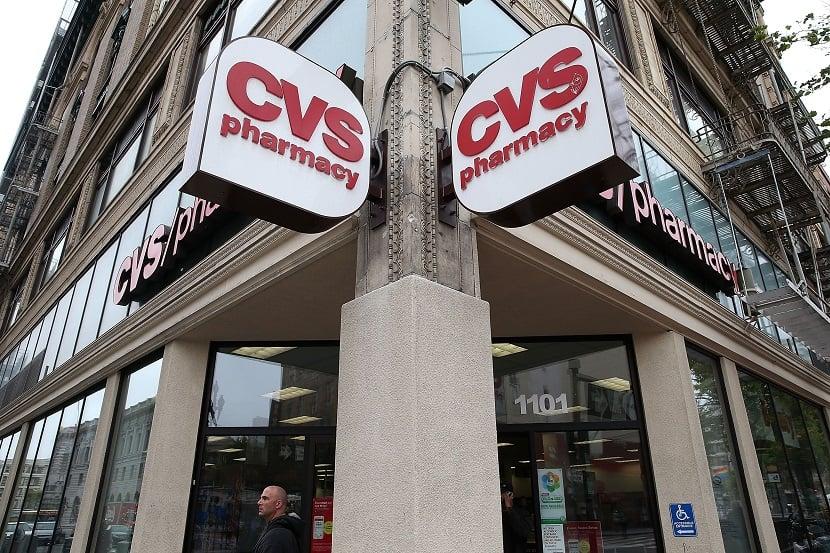 CVS em San Francisco e na Califórnia