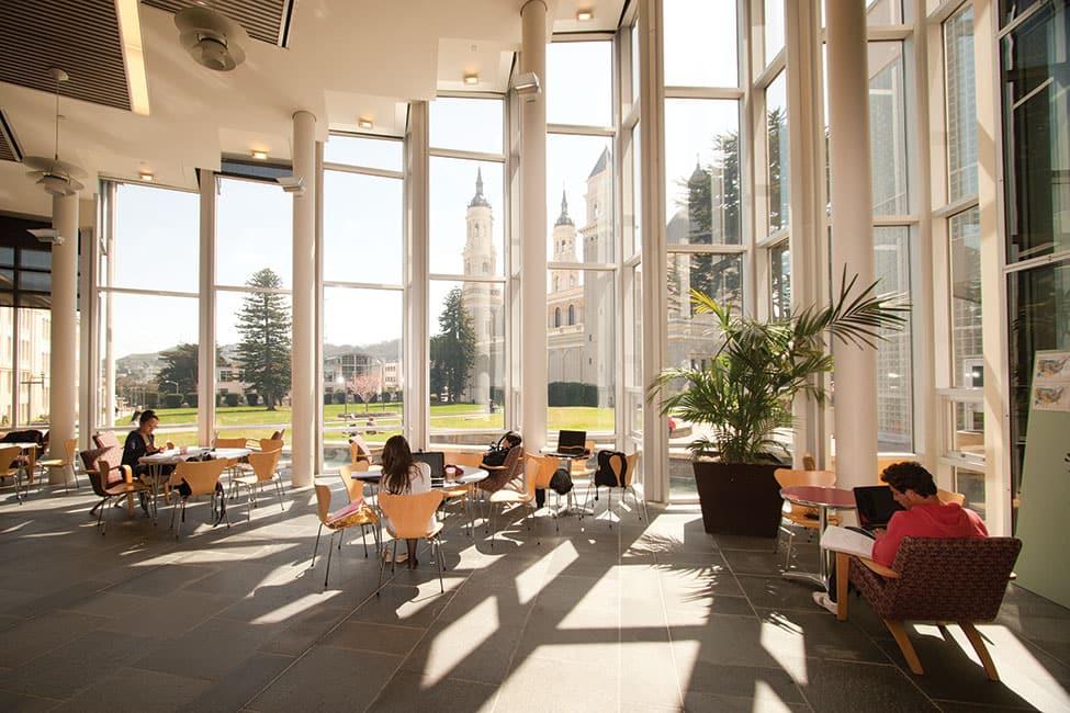 University Of San Francisco em San Francisco na Califórnia