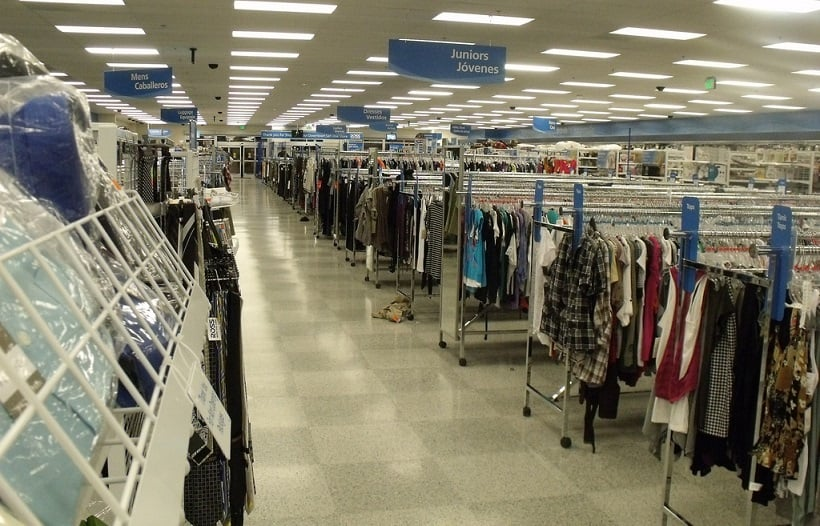 Produtos para comprar na loja Ross Dress for Less na Califórnia