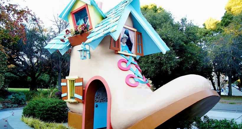 Children's Fairyland em Oakland