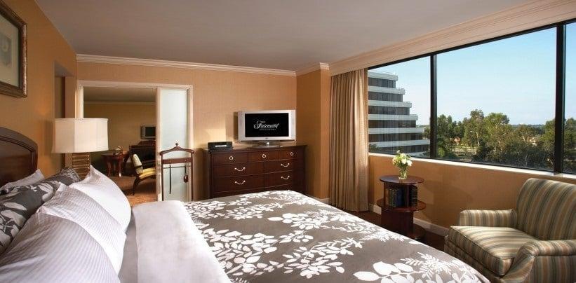 Hotel Fairmont para ficar em Newport Beach