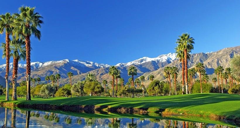 Lugares para ficar em Palm Springs