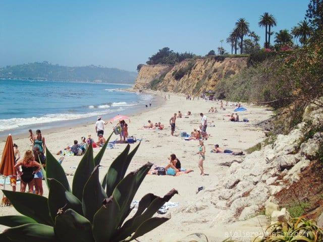 Praias de Santa Bárbara