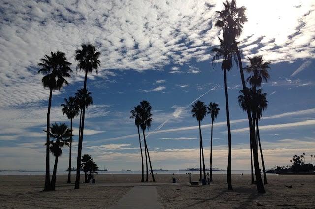 Praia de Long Beach