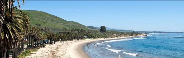 Refúgio Beach em Santa Bárbara
