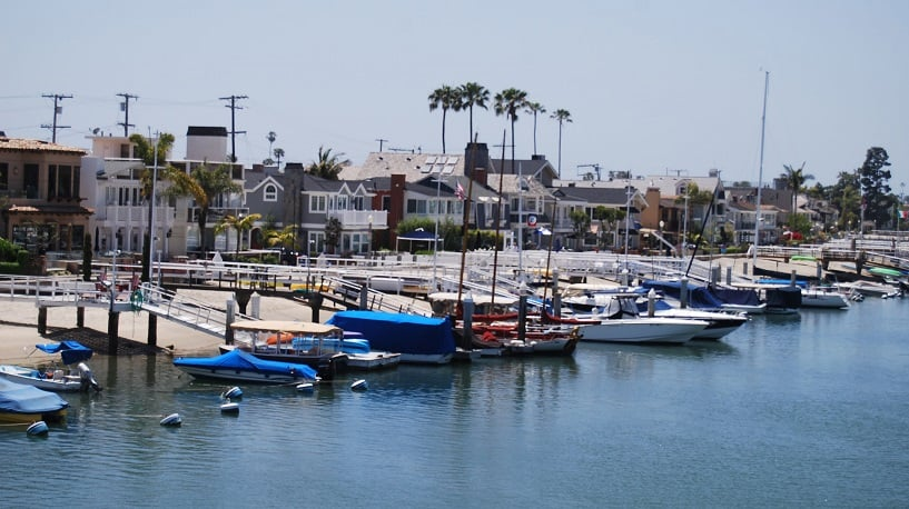 Praias de Newport Beach