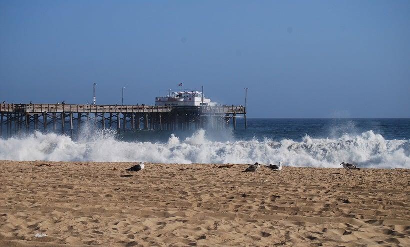 Praia de Newport Beach