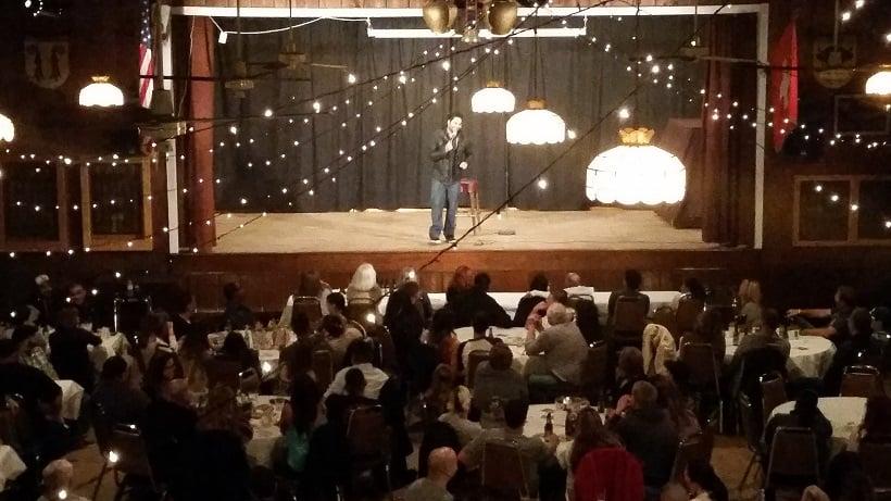 Planet Gemini (Comedy Club) em Monterey